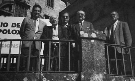 """<div class=""""titulo_partido""""><span>Letras galegas 2019.</span></div> Conversa con Antonio Fraguas"""