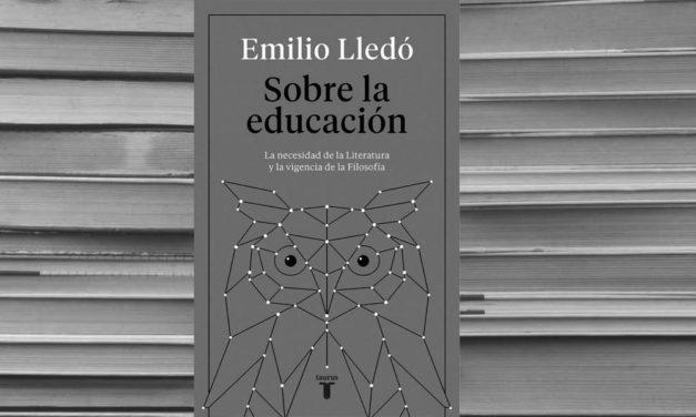 """<div class=""""titulo_partido""""><span>Ler para camiñar.</span></div> """"Sobre la educación"""""""