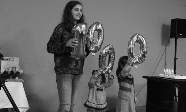 "<div class=""titulo_partido""><span>O noso taboleiro.</span></div> Celebramos os mil"