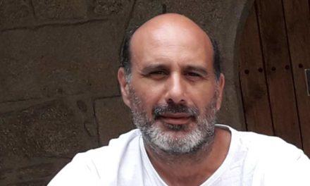 """<div class=""""titulo_partido""""><span>Ferrados de Corazón.</span></div> Antón Laxe, da Fundación Manuel María"""