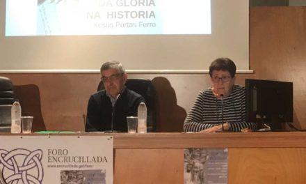 """<div class=""""titulo_partido""""><span>Crónica.</span></div> Pórtico da Gloria. Teoloxía en pedra"""