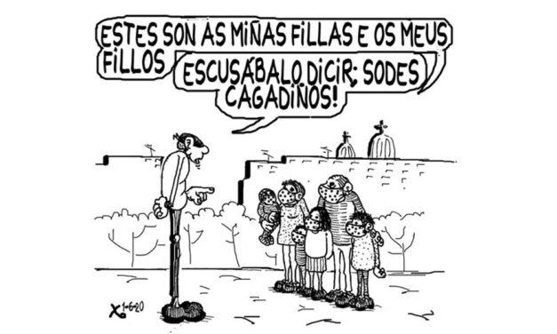 """<div class=""""titulo_partido""""><span>O Carrabouxo.</span></div> Xullo 2020"""