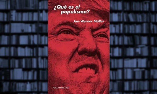 """<div class=""""titulo_partido""""><span>Ler para camiñar.</span></div> ¿Qué es el populismo?"""