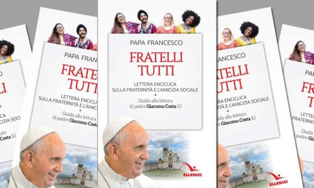 """<div class=""""titulo_partido""""><span>O peto do santo Antón.</span></div> <em>Fratelli Tutti:</em> todos, todas irmás"""