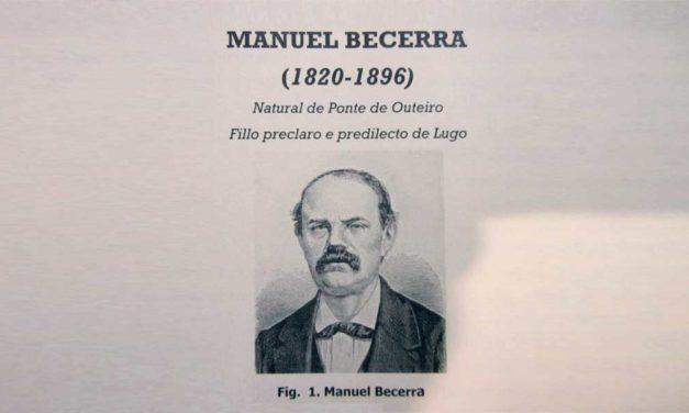 Lembrando a Manuel Becerra no 200 aniversario do seu nacemento