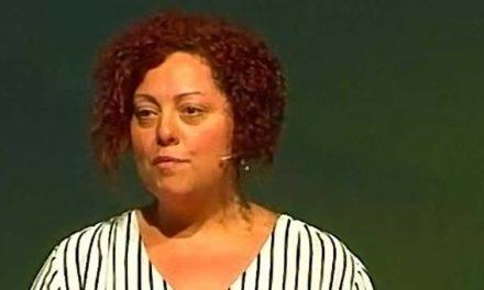 """<div class=""""titulo_partido""""><span>Ferrados de corazón.</span></div> Cristina Palacios"""