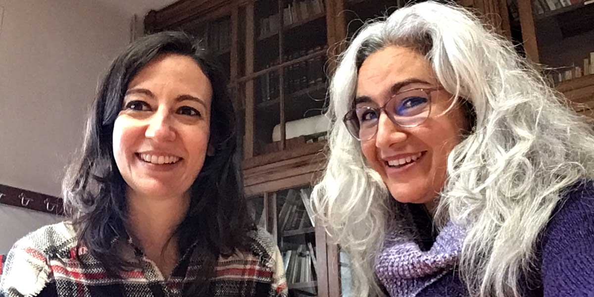 """<div class=""""titulo_partido""""><span>Ferrados de corazón.</span></div> Tania Capón, Paloma Suanzes, Martín de Padrozelos e os novos sons da Quenlla"""