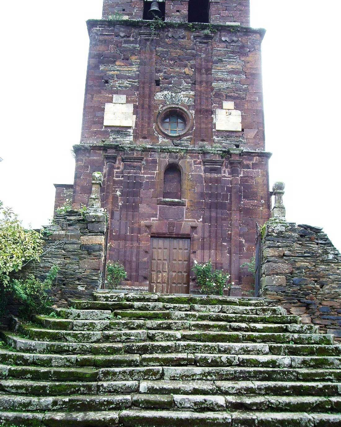 Igrexa de Montefurado