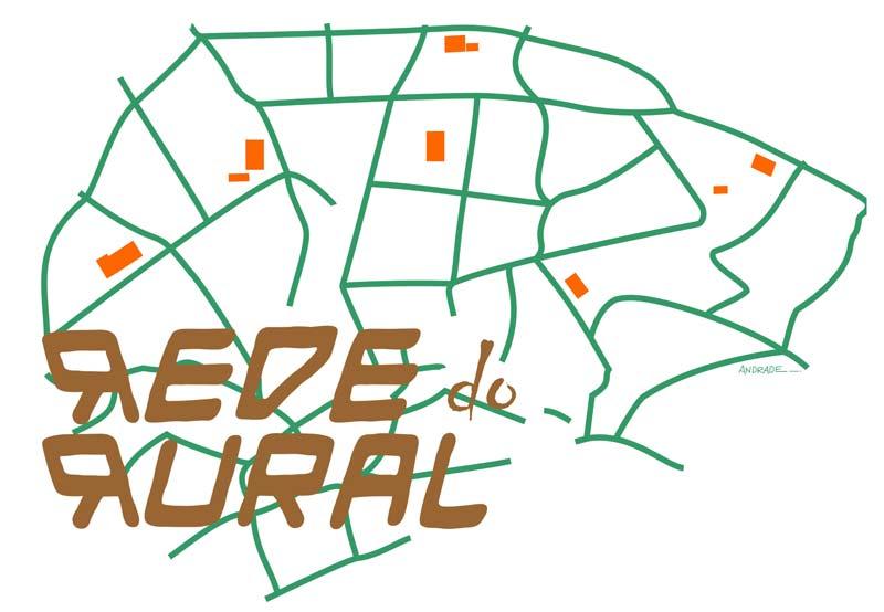 Logotipo rede do rural