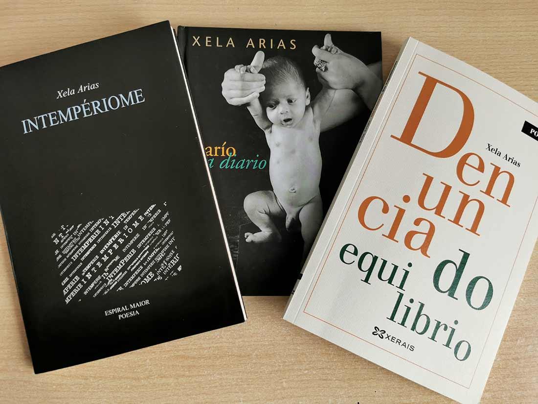 Libros Montse Pena Presas