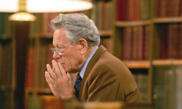 """<div class=""""titulo_partido""""><span>Boa nova.</span></div> Hans  Küng: oración dun teólogo católico"""
