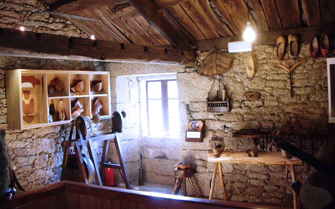 Museo da Capela, a Casa