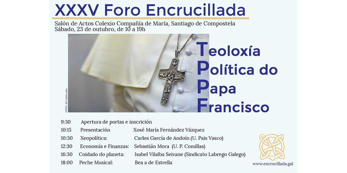 """<div class=""""titulo_partido""""><span>O noso taboleiro.</span></div> XXXV Foro Encrucillada"""